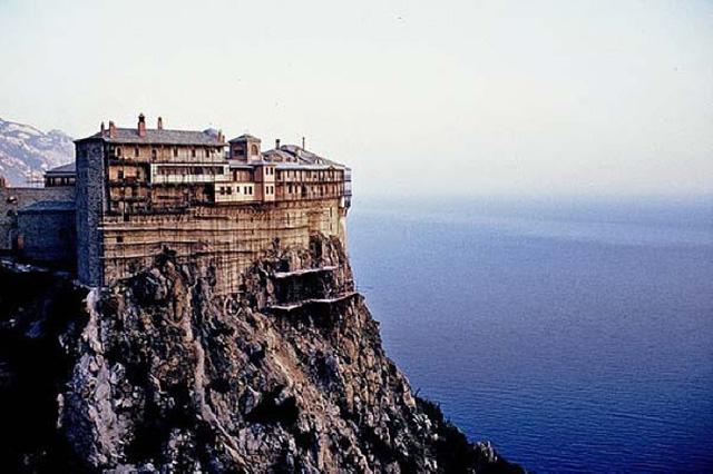 Паломнические туры на Афон